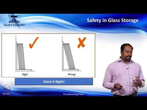 Safety In Glass Handling Part I