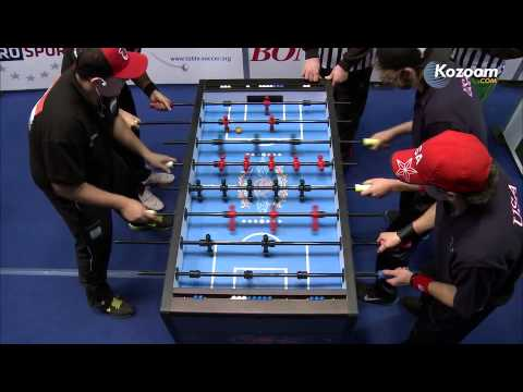 ITSF World Cup 2014 - Final Men Doubles