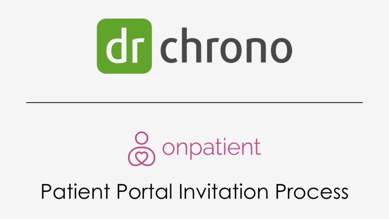 Tutorial: Connecting Patients to the onpatient Patient Portal // onpatient  PHR