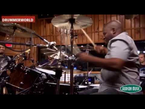 John Blackwell Amazing Drums