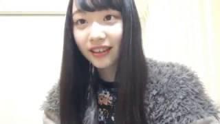 2017年1月28日配信から AKB48 チーム8 阿部芽唯(島根県出身) https://ww...