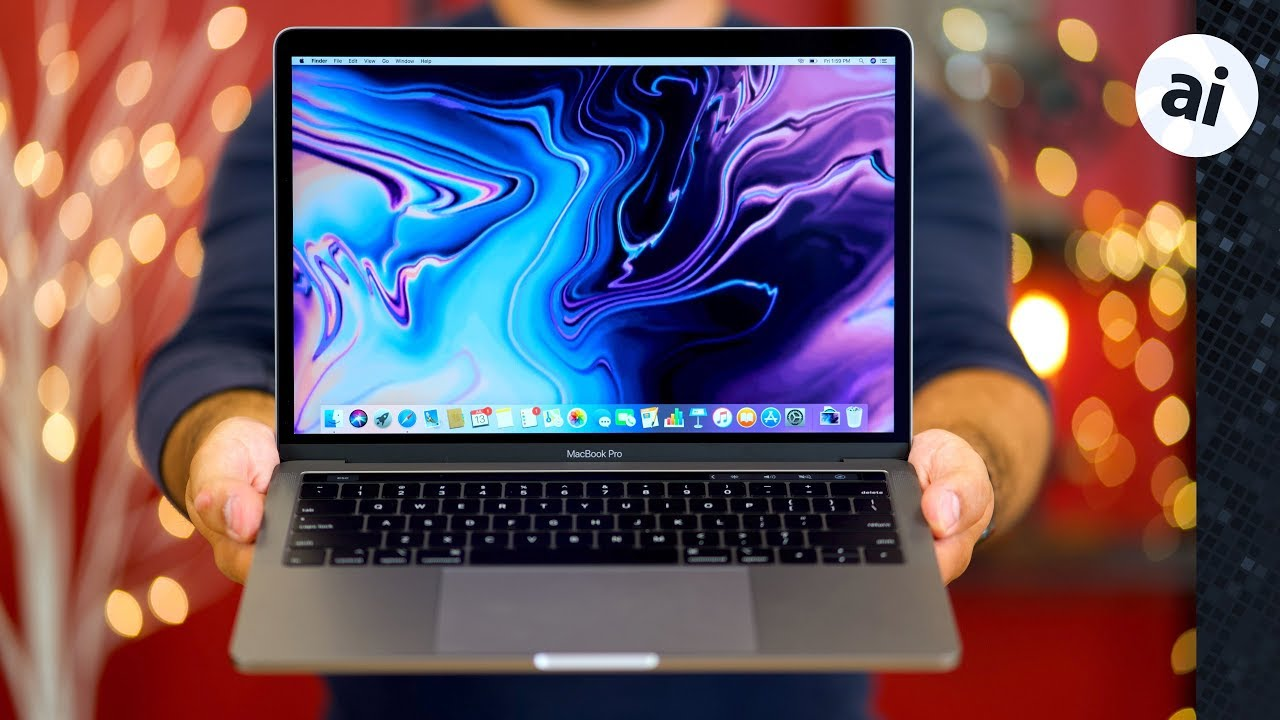 First look: Apple's 2018 13