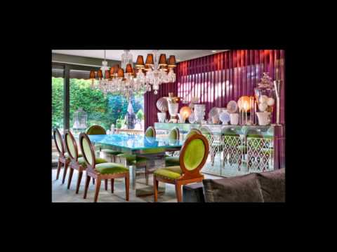 20 Stunning Dining Rooms with Mirrored Furniture