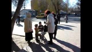 Семья Бровченко. Паша (5лет) сам зарабатывает себе деньги.