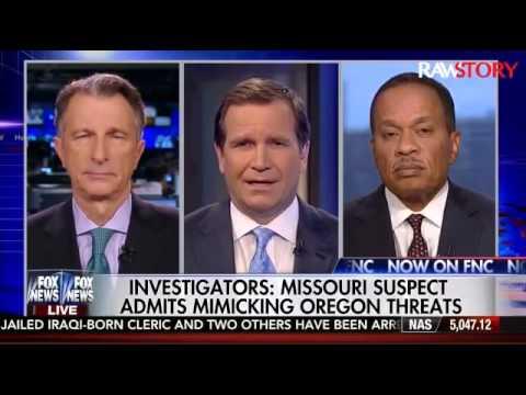 Fox's Jon Scott doubts Mizzou 'poop swastika' claim
