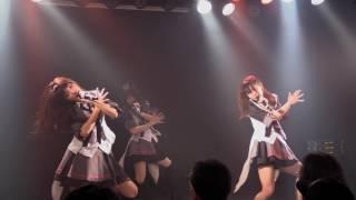 2017/6/4 INSA 空想モーメント:安藤千紗・古川ゆき・西野ゆりあ.