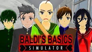 BALDI'S BASICS SIMULATOR | Yandere Simulator Mod