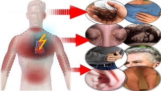 A Month Before a Heart Attack, Your Body Will Warn You With These 8 Signals! thumbnail