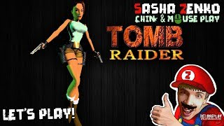 Tomb Raider I Gameplay (Chin & Mouse Only)