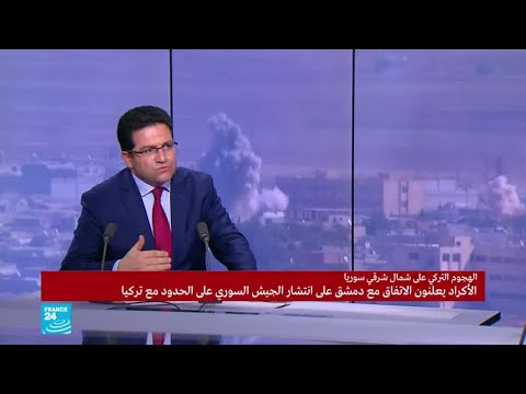 ما معنى انتشار الجيش السوري على الحدود مع تركيا؟  - نشر قبل 18 دقيقة