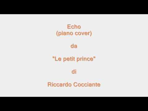 Echo - Le petit prince (R. Cocciante) poster