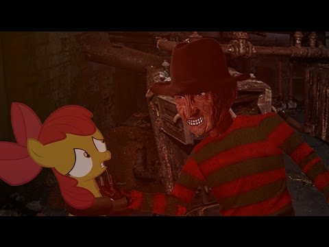 Freddy Krueger meets My Little Pony (The Canceled Project)