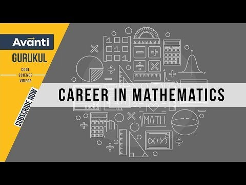 Career In Maths | Jobs You Can Opt After Choosing Maths In Class 11