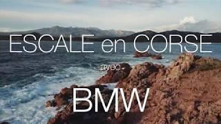 Nouveau BMW X3 - Corse
