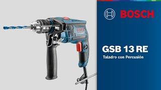 Taladro de Percusión GSB 13 RE Professional