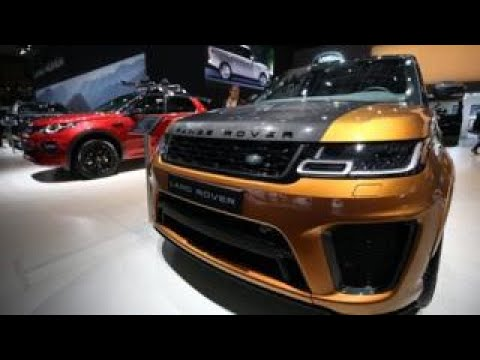 Jaguar Land Rover posts £3.4bn loss as China demand slips