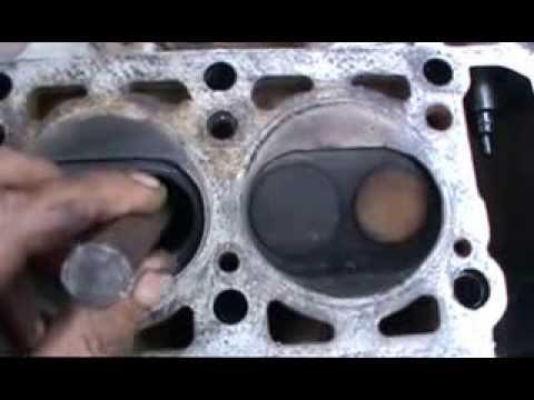 Как поменять направляющие клапанов на ваз 2106