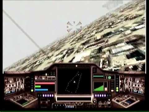 Shockwave 3DO Egypt mission