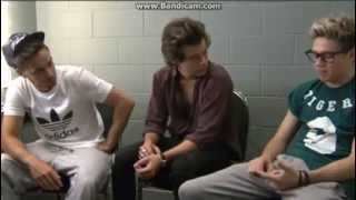 One Direction New Interview 2013
