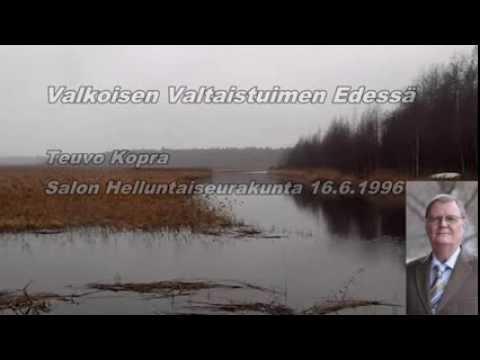 Teuvo Kopra - Valkoisen Valtaistuimen Edessä