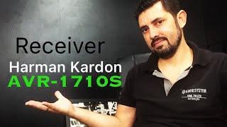 RECEIVER HARMAN KARDON AVR 1710S