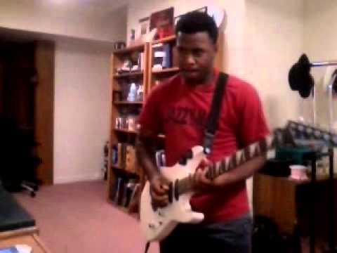 Barney Theme Song on Guitar