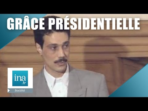 Jacques Chirac gracie partiellement Omar Raddad | Archive IN