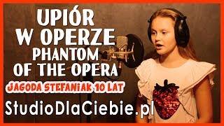 Upiór w operze - The phantom of the Opera (cover by Jagoda Stefaniak) #1489