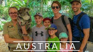 Family Full-time Travel Begins | Australia