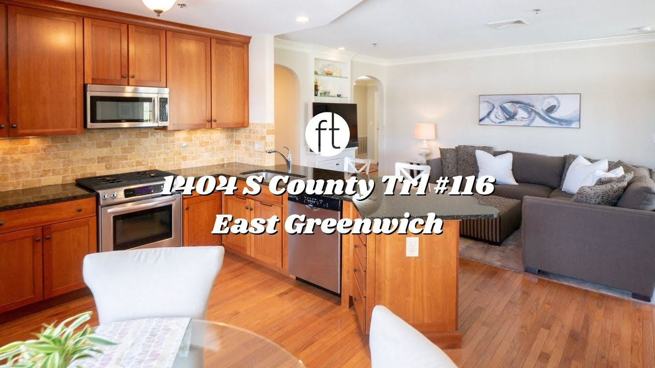 Tour of 1404 S County Trl #116, East Greenwich