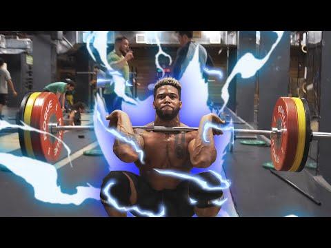Ultra Instinct Training For Weightlifting   Ft Nick Novak Ep.8