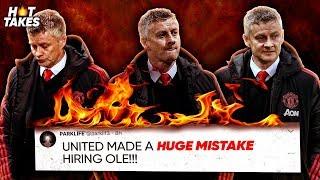 """Manchester United Shouldn't Have Hired Ole Gunnar Solskjaer"" | #HotTakes"
