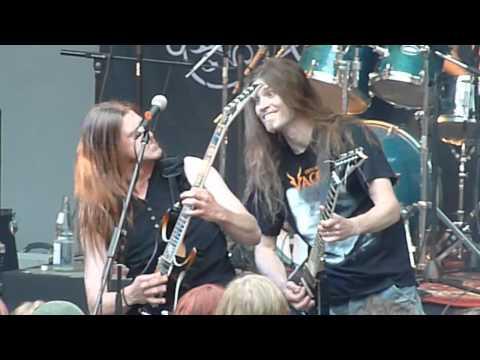 KALMAH - Live Barth/Germany 2011
