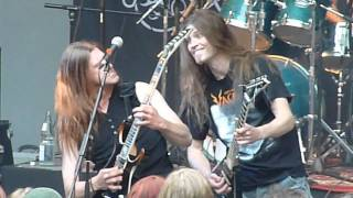 KALMAH - Live Barth/Germany 2011