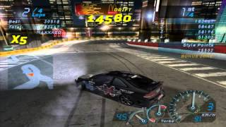 Need For Speed: Underground - Race #65 - Drift Mania (Drift)