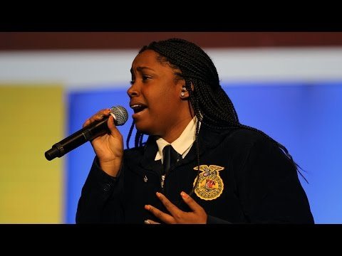 2016 Talent Competition, Round 2 – 89th National FFA Convention & Expo