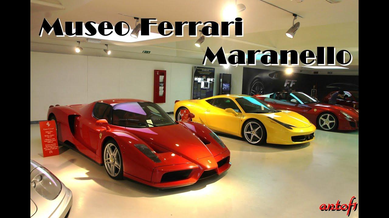 hd visits the museo ferrari maranello 250 gto 125 s f40 enzo sa aperta f1s 166 mm 288. Black Bedroom Furniture Sets. Home Design Ideas