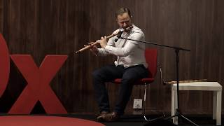 Raga and Maqam. | Fatih Cihan Zent | TEDxIbnHaldunUniversity