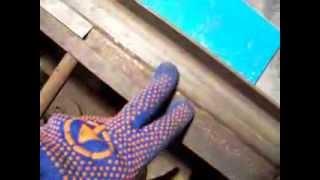 Как сделать листогиб своими руками? ( один минус)(В этом видео Вы увидите изготовленный листогиб в действии и обнаруженный минус при его эксплуатации. Как..., 2013-10-05T21:47:17.000Z)