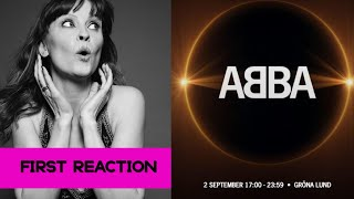 ABBA VOYAGE FIRST REACTION!!!