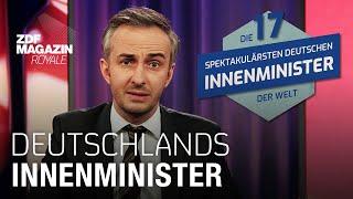 Die 17 besten Innenminister der Innenminister