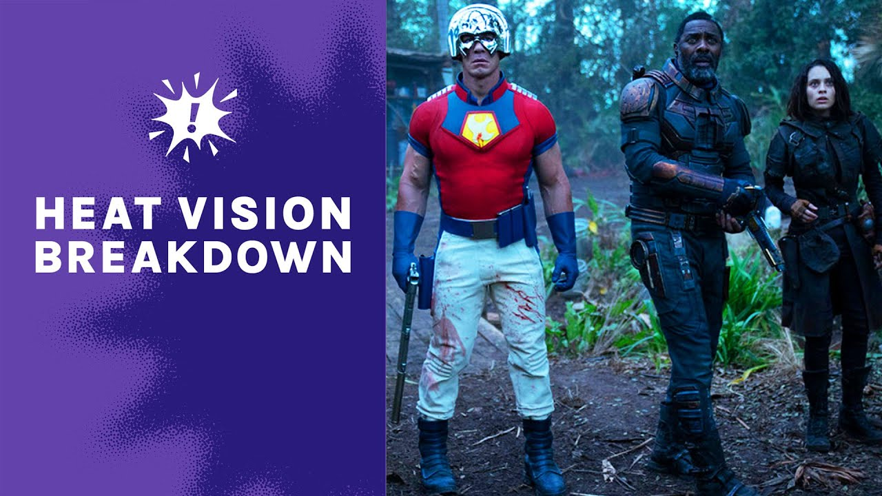 Everything You Need To Know About The Newest Members of The Suicide Squad I Heat Vision Breakdown