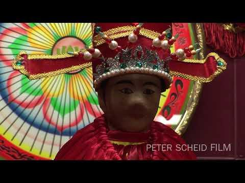 Quan Âm Pagoda - Cholon, Ho Chi MInh City - Travel Vietnam Trailer - Quan Am Pagoda