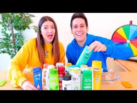NON SCEGLIERE LO SHAMPOO SBAGLIATO!! (Slime Challenge)