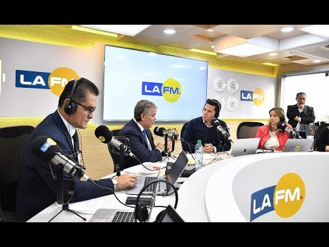 Entrevista al Presidente Iván Duque en LA FM, de RCN Radio - 4 de junio