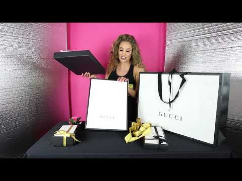 Gucci Haul Unboxing & Review with Jennifer Nicole Lee