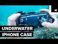 Underwater iPhone case