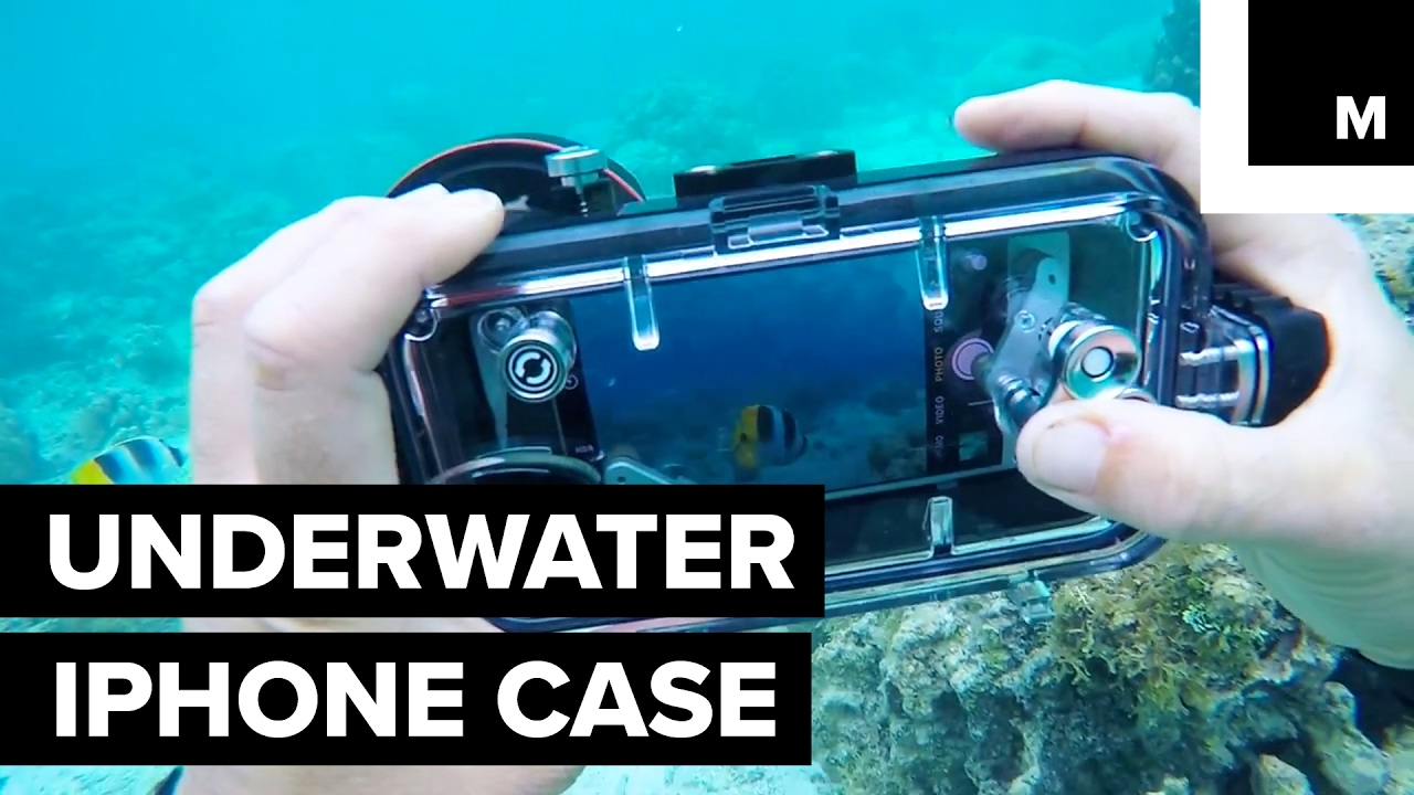 online store a2603 3447e Underwater iPhone case