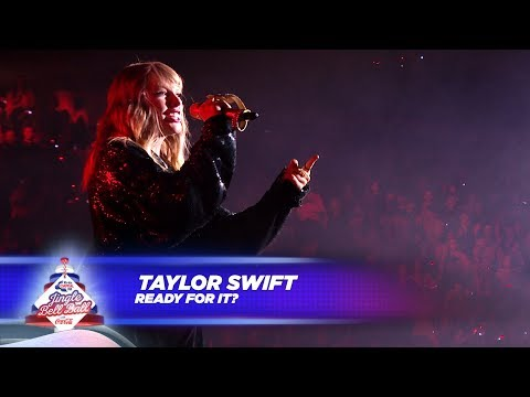 Taylor Swift - '.. For It?' (Live At Capital's Jingle Bell Ball 2017)