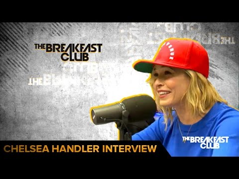 Chelsea Handler Talks Dakota Access Pipeline, Kanye West ...